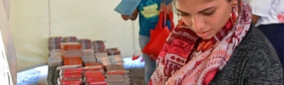 40,000 FREE books given away in one day event