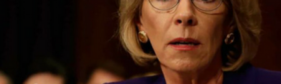 4 Reasons Betsy DeVos is Unqualified to be Secretary of Education