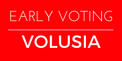Volusia Early Voting