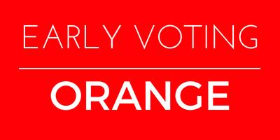 Orange Early Voting