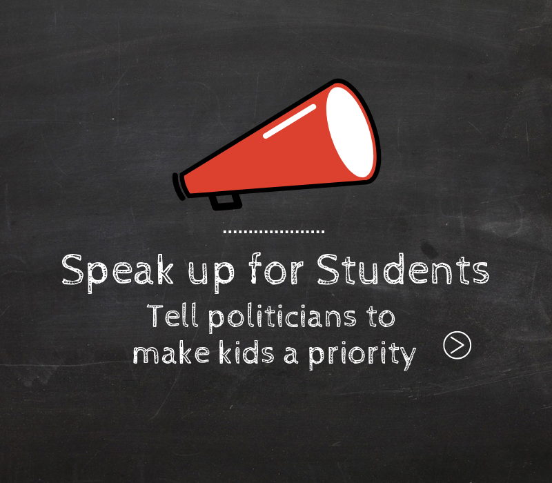Speak up for Students