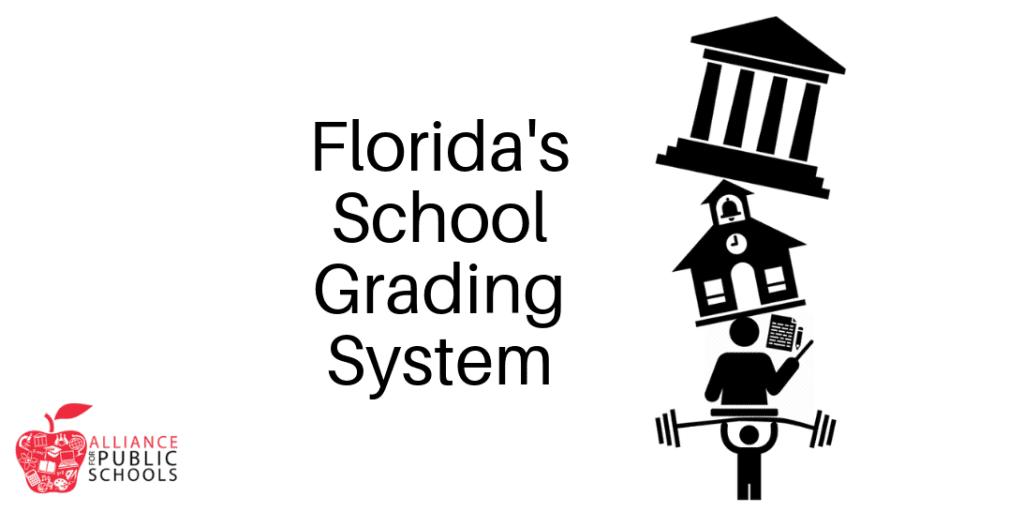 FL's school grading system rests on shoulders of children