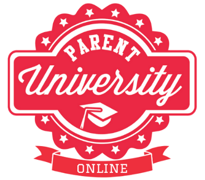 Parent University Online- logo
