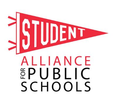 Student Alliance pennant logo