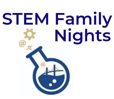STEM Family Nights logo
