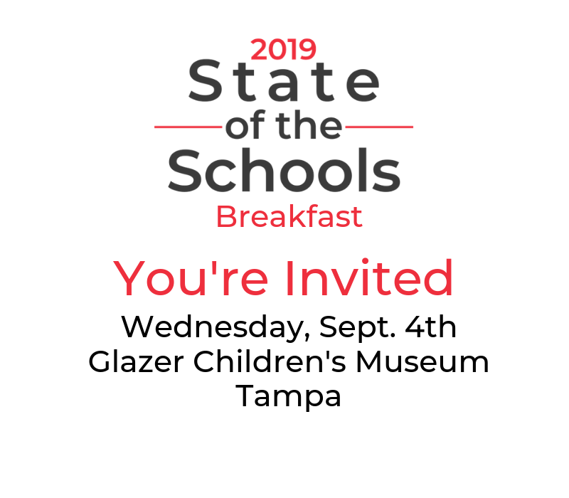 You're Invited to the State of the Schools Breakfast