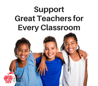 Support great teachers for every classroom