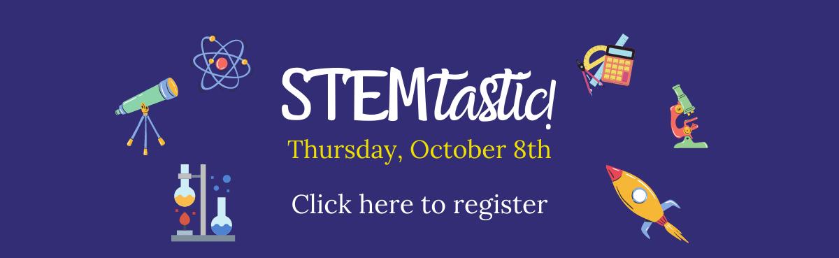 Stemtastic 2020 register here