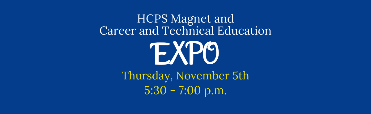 HCPS Magnet and CTE Expo