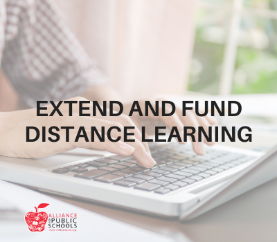 Extend and Fund Distance Learning
