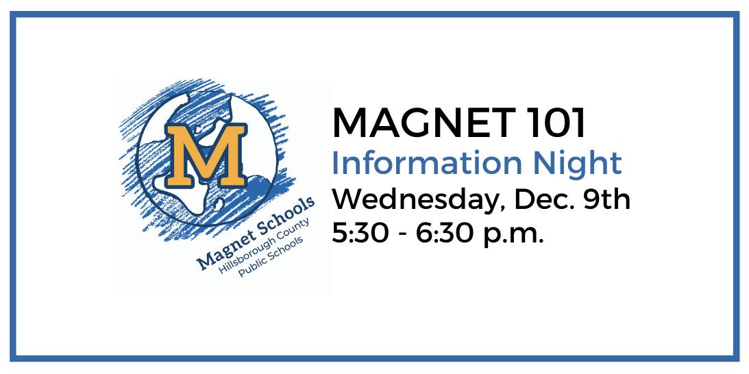 Magnet 101