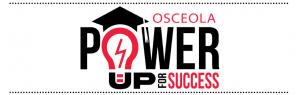 Osceola Power Up for Success logo